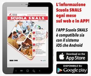 Rivista Scuola SNALS on-line